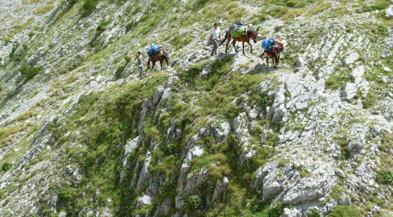 Alpes albanaises 2